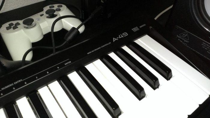 Roland A-49 MIDI Keyboard Controller 画像