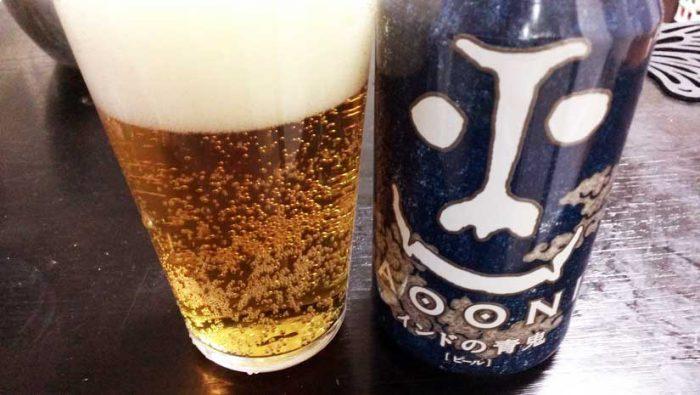 ビール インドの青鬼
