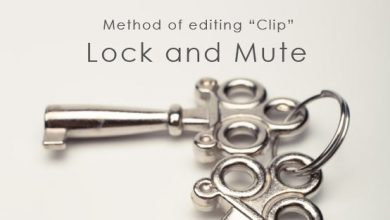 Method of editing