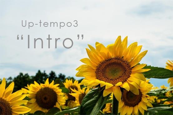 Up-tempo3 Intro アップテンポ曲のイントロを作る