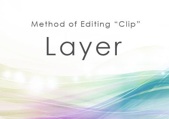 Method of Editing