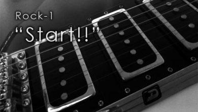 Rock1 Start!!