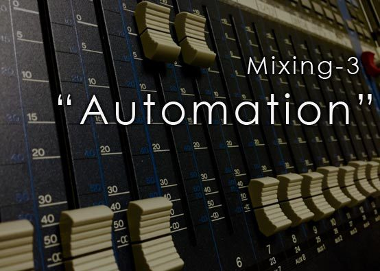 Mixing-2 Automation
