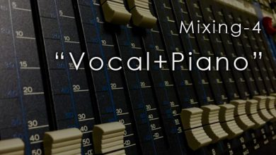 Mixing-4 Vocal Piano