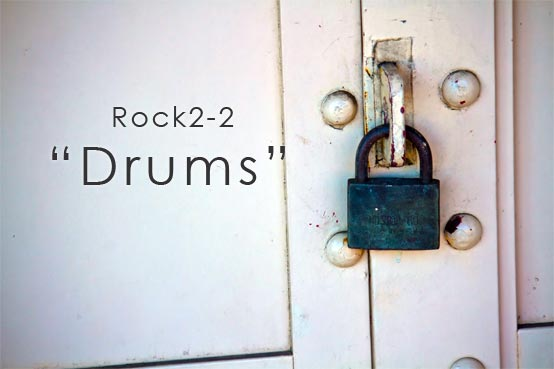 Rock2-2 Drums