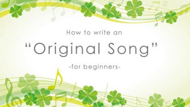 How to make an original song for beginners オリジナル曲の作り方