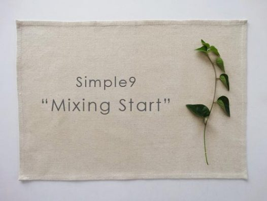 simple9 Mixing Start
