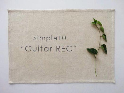 Simple10 Guiter REC