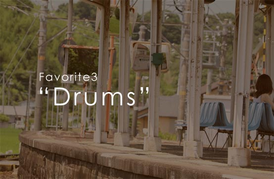 favorite3 Drums