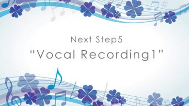 Next Step5 Vocal Recording1