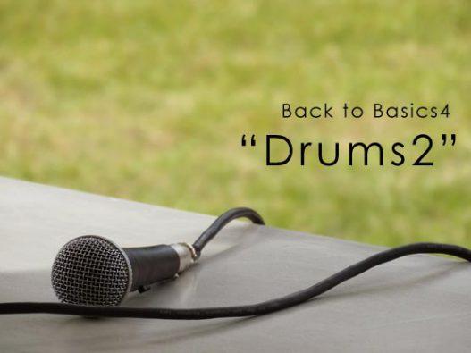 Back to basics4 Drums2