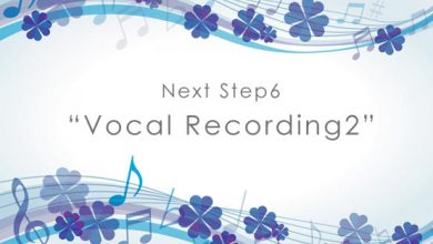 Next Step5 Vocal Recording2