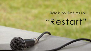 Back to Basic15 Restart