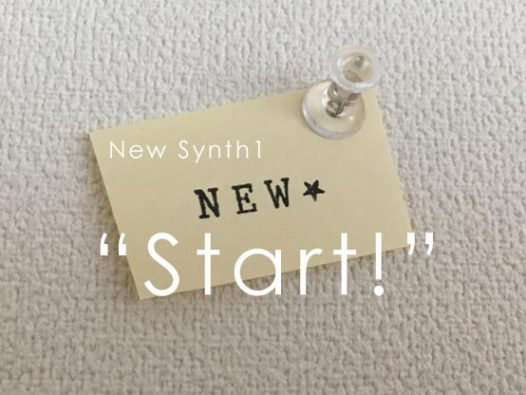 new_synth1 Start!!