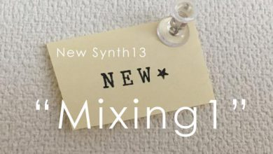 new synth13 Mixing1