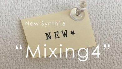 new synth16 Mixing4
