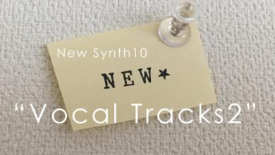 new synth10 Vocal Tracks2