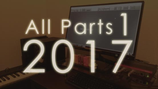 All Parts 1月 2017
