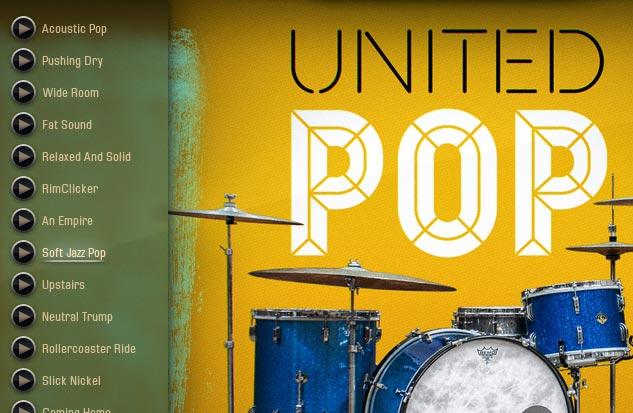 Addictibe Drums 2 Soft jazz pop