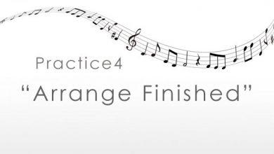 practice4 Arrange Finished