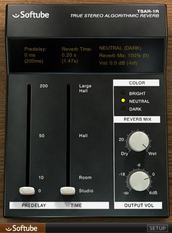 Softube TSAR-1R