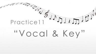 practice11 Vocal&Key