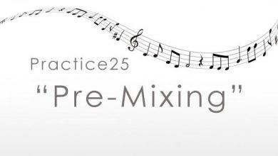 practice25 Pre-Mixing