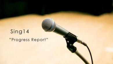 Sing14 Progress Report
