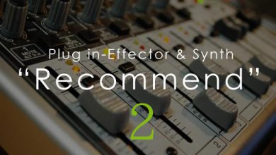 Plug in Effector Recommend2