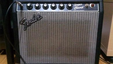 Fender Super Champ 小型