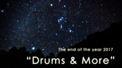 The end of the year 2017 Drums & More