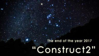 The End Of The Year 2017 Construct2