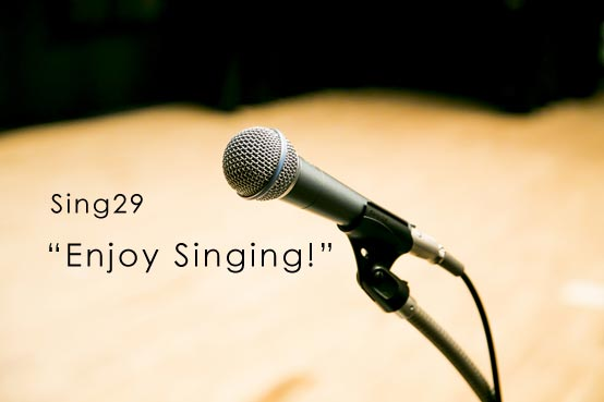 sing29 Enjoy Singing
