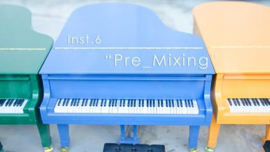 instrumental6 Pre Mixing