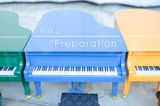 instrumental2 Preparation