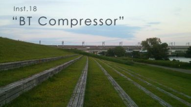 instrumental18 BT Compressor