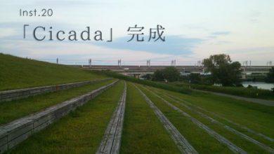 instrumental20「Cicada」完成