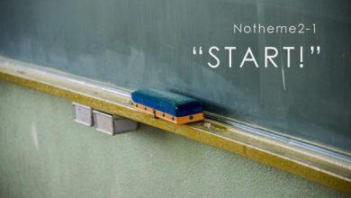 notheme2-1 start!