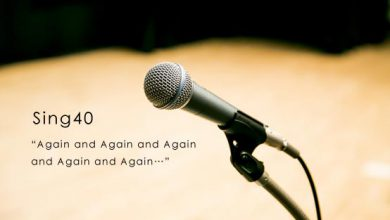 Sing40 Again and Again and Again and Again and Again